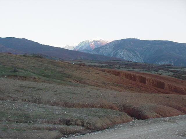 Erozion i zhvilluar